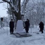 1.начало митинга в 10-00 часов 02.11.2016 года, могильник д.Луки